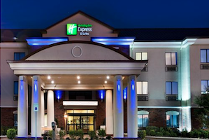 Holiday Inn Express & Suites Jacksonville Airport property information