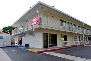 Motel 6 Oroville property information