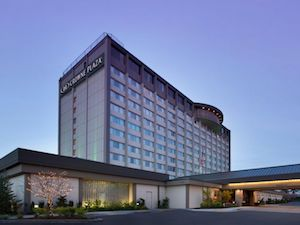 Crowne Plaza Seattle Airport property information