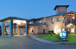 Holiday Inn Express & Suites Eureka property information