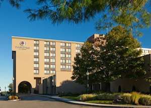 DoubleTree by Hilton Hotel Boston North Shore property information