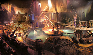 Pirate's Dinner Adventure attraction photo