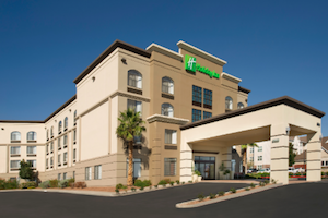 Holiday Inn El Paso Airport property information