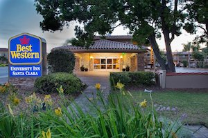 BEST WESTERN University Inn Santa Clara property information