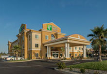 Holiday Inn Express & Suites Red Bluff-South Redding Area property information