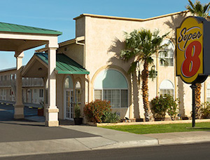 Super 8 Ridgecrest property information