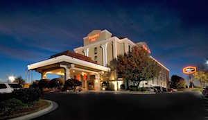 Hampton Inn Winston-Salem-I-40/Hanes Mall property information