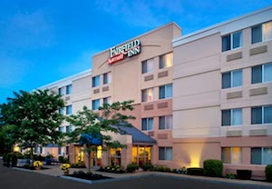 Fairfield Inn Amesbury property information