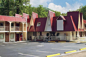 Motel 6 Gatlinburg Smoky Mountains property information