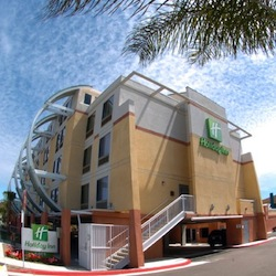 Holiday Inn OCEANSIDE MARINA property information