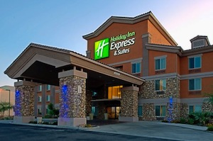 Holiday Inn Express Hotel & Suites TUCSON property information