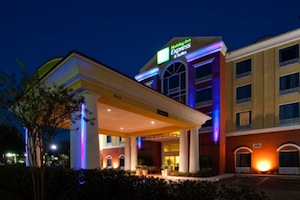 Holiday Inn Express Hotel & Suites TAMPA-FAIRGROUNDS-CASINO property information