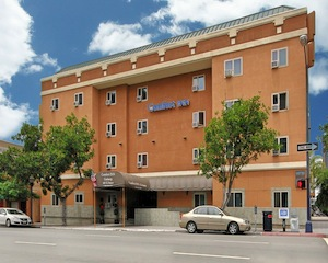 Comfort Inn Gaslamp/Convention Center property information