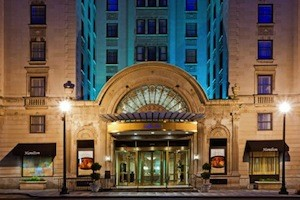 Crowne Plaza The Hamilton, Washington DC - Cherry Blossom Festival and Breakfast Package