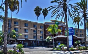 Holiday Inn Express San Diego South - Chula Vista property information