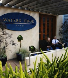 Waters Edge Hotel Tiburon property information