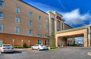 Hampton Inn and Suites Rochester/Henrietta property information