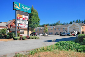 Quality Inn Near Seattle Premium Outlets property information