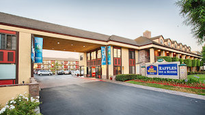 Best Western Plus Raffles Inn & Suites property information