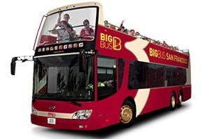 Big Bus Tours - San Francisco
