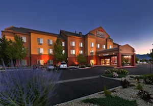 Fairfield Inn & Suites Reno Sparks property information