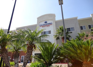 Candlewood Suites San Diego property information