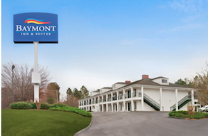 Baymont Inn & Suites Greenwood property information