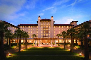 Hotel Galvez & Spa - A Wyndham Grand Hotel property information