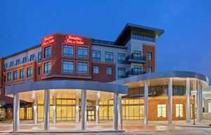 Hampton Inn and Suites Chicago/Mt. Prospect property information