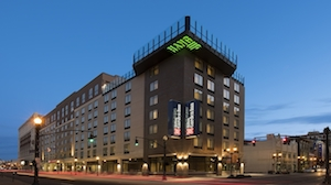 Hilton Garden Inn Louisville Downtown, KY property information