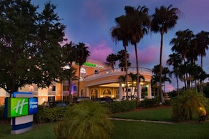 Holiday Inn Express MIAMI AIRPORT DORAL AREA property information