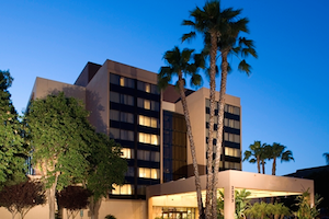 DoubleTree by Hilton Hotel Fresno Convention Center property information