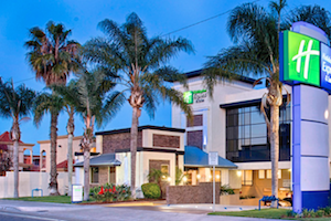 Holiday Inn Express & Suites Costa Mesa property information