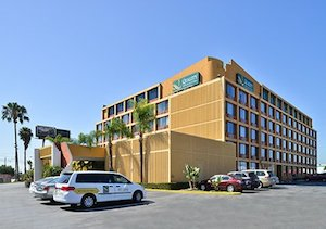 Quality Inn & Suites Montebello property information
