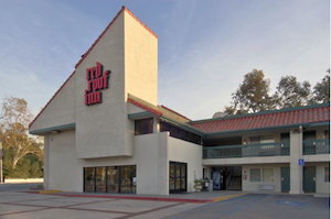 Red Roof Inn Santa Ana property information