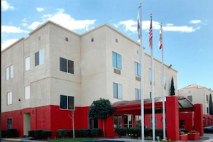 Quality Inn Merced property information