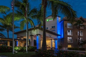 Holiday Inn Express & Suites Naples Downtown 5th Avenue property information