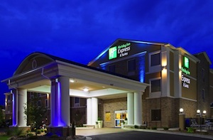 Holiday Inn Express Hotel & Suites Frankenmuth property information