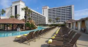Hilton Galveston Island Resort property information