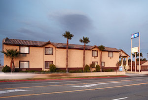 BEST WESTERN Desert Winds property information