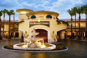 Spa Resort Casino property information