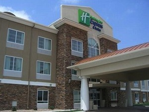 Holiday Inn Express Hotel & Suites Wichita Northwest Maize K-96 property information