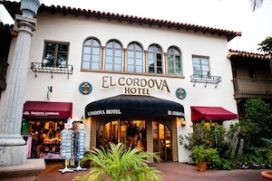 El Cordova Hotel property photo