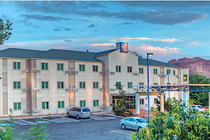 Motel 6 Moab property information