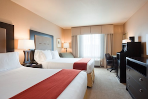 Holiday Inn Express & Suites Duluth - Mall Area property information