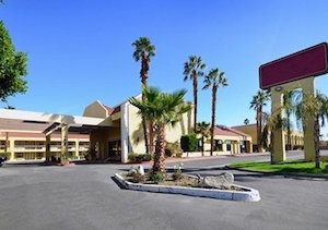 Quality Inn & Suites Indio property information