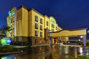 Holiday Inn Express San Francisco-Airport North property information