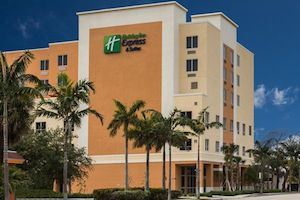 Holiday Inn Express & Suites Fort Lauderdale Airport South property information