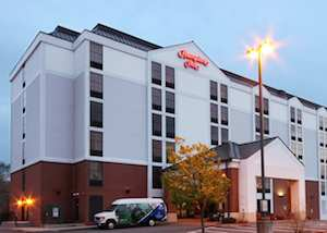 Hampton Inn BostonPeabody MA property information