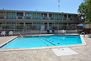 Motel 6 Walnut Creek property information